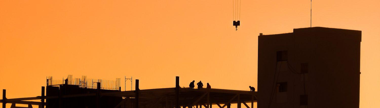 Internsikring Touch-Styringssystem for byggebransjen-byggeplass